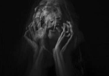 Rappresentazione individuo affetto da schizofrenia.