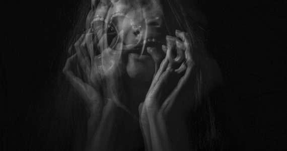 rappresentazione individuo affetto da schizofrenia
