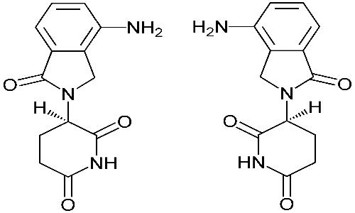 La focomelia può essere causata dalla forma R della talidomide.