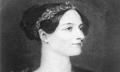 Ritratto di Ada Lovelace del diciannovesimo secolo.