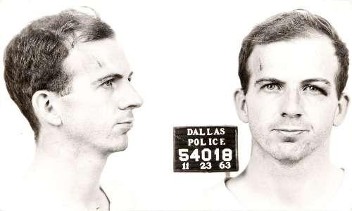 Lee Harvey Oswald, assassino, è un classico esempio di uomo affetto da sociopatia.