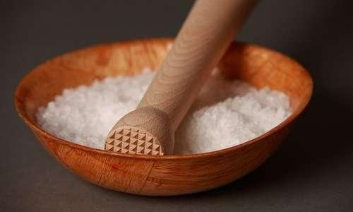Il sale iodato previene la carenza di iodio