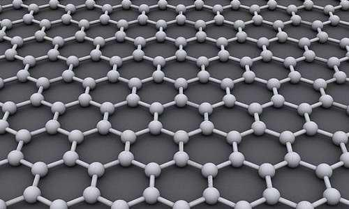 L'aerografene è composto da strati di grafene ripiegati su se stessi.