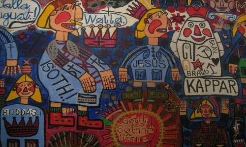 Genio e follia: l'Art Brut come via di fuga per soggetti emarginati.