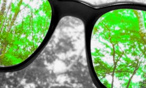 EnChroma glasses per restituire i colori ai daltonici.