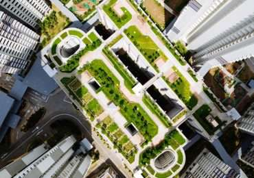 Il tetto giardino è uno strato verde che ricopre il solaio di un edificio.