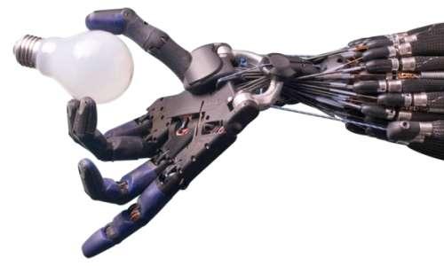 le mani robotiche hanno un prezzo molto alto ma i nuovi modelli hanno l'obiettivo di scendere almeno del 30% sul prezzo medio di mercato.