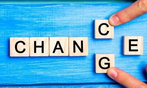 Il cambiamento anche se fonte di sfida dona sempre qualcosa indietro, ma chi soffre di metathesiofobia non riesce ad accettarlo