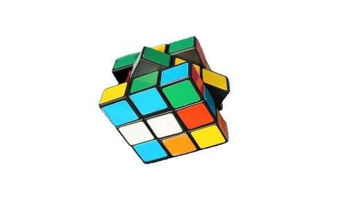 Uso della memoria di lavoro ed a breve termine nel cubo di Rubik.