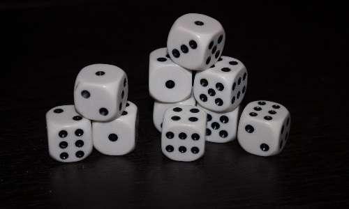 La teoria dei giochi vale anche con i dadi