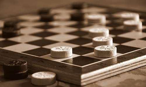 teoria dei giochi dama