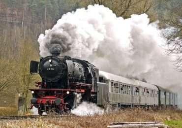 Effetto doppler treno