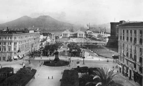 Il progetto per la stazione archeologica prevede la riqualificazione della piazza.