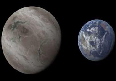 Kepler 452b è un pianeta molto simile alla Terra, che orbita attorno ad una stella simile al Sole.