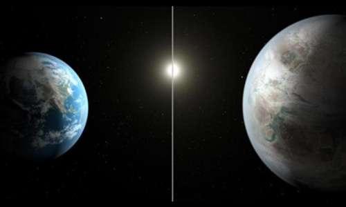 Kepler 452b e la Terra