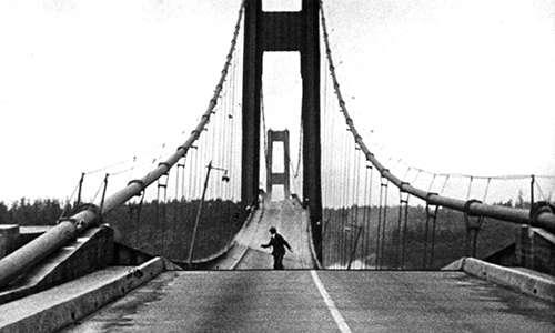 Oscillazioni del ponte di Tacoma