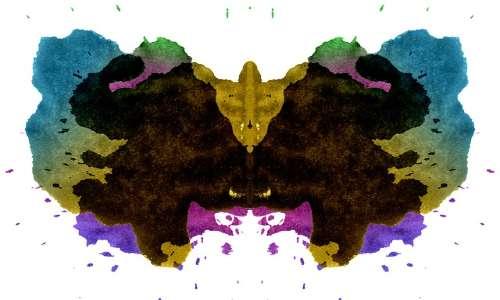 Il test di Rorschach funziona sulla base dei meccanismi proiettivi