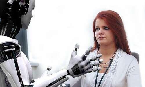iCub, uno dei robot umanoidi italiani in grado di comunicare le emozioni