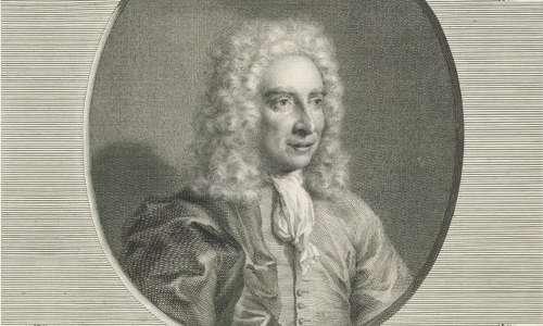 Ritratto dello scopritore dell'anello di s'Gravesande.