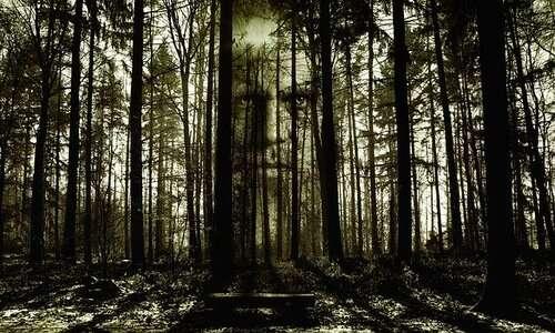 I fantasmi e gli spiriti erano soliti apparire agli antichi sciamani