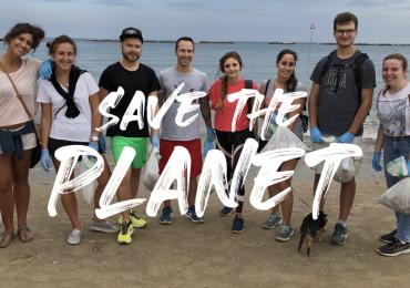 Il progetto different si è voluto impegnare nell'iniziativa Save the Planet 2021 per sensibilizzare l'opinione pubblica verso la protezione della nostra Terra.