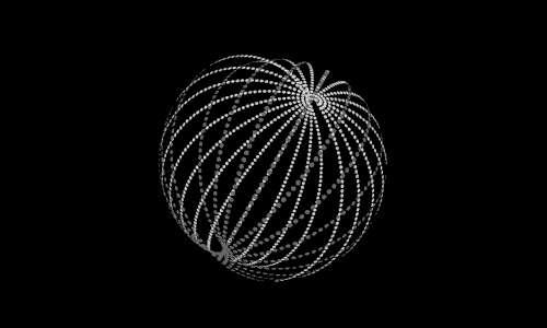 Lo sciame di Dyson (sfera di Dyson) è fatto da satelliti che fungono da pannelli solari che orbitano attorno alla stella.