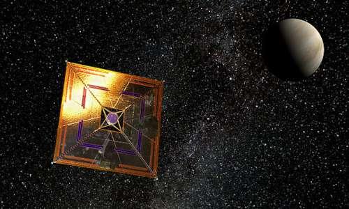 La vela solare è un sistema sfruttabile nella sfera di Dyson per controbilanciare la gravità subita dallo statite.